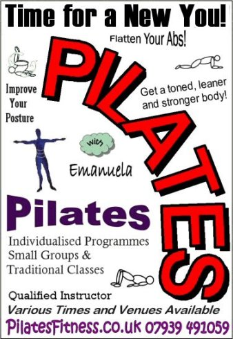 Pilates in Leicester, England